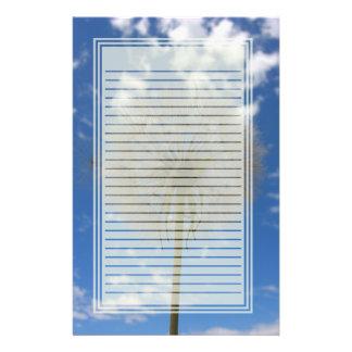 Zaden van een Droom Gevoerde Kantoorbehoeften Briefpapier