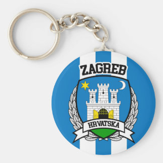 Zagreb Sleutelhanger