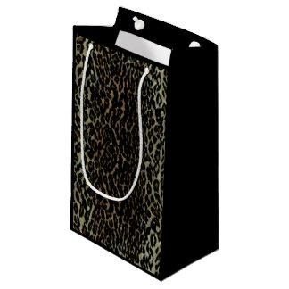 Zak van de Gift van de Druk van de luipaard de Klein Cadeauzakje