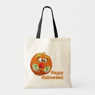 Zak van Halloween van de Pompoen van de clown de G Draagtas