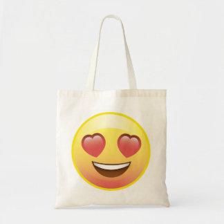Zak van het Bolsa van Emoji van de Liefde van de Draagtas