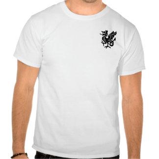 Zak Wyver/het Overhemd van de Draak Shirts