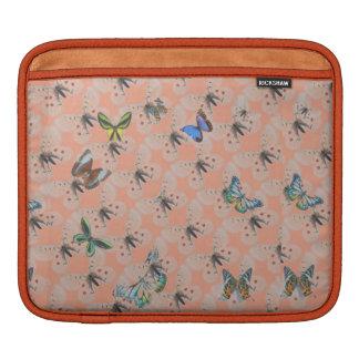 Zakje iPad design vlinder Beschermhoes Voor iPad