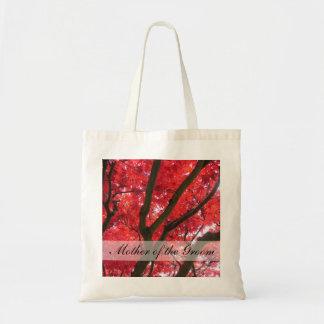 zakken van het de boomhuwelijk van de herfst de draagtas