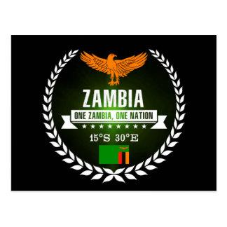 Zambia Briefkaart