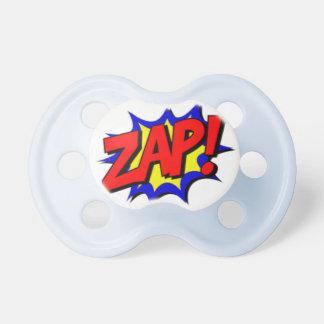 Zap! De super Fopspeen van BooginHead® van de