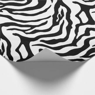 Zebra Cadeaupapier