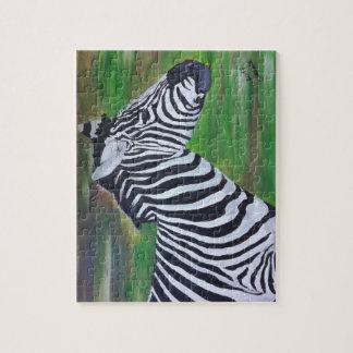 Zebra Puzzels