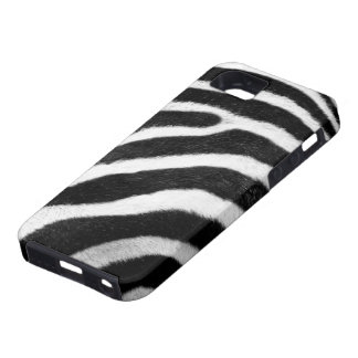 Zebra Tough iPhone 5 Hoesje