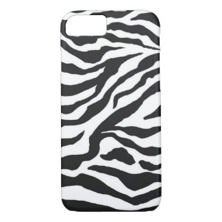 ZEBRAS DOOR EKLEKTIX iPhone 7 HOESJE
