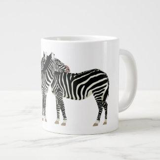 Zebras Grote Koffiekop