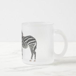 Zebras Matglas Koffiemok