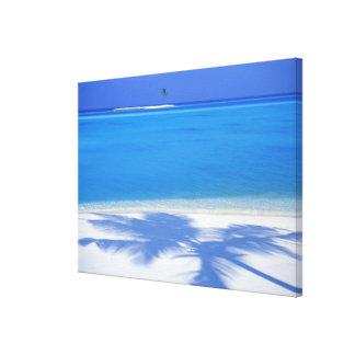 Zee 17 canvas afdrukken