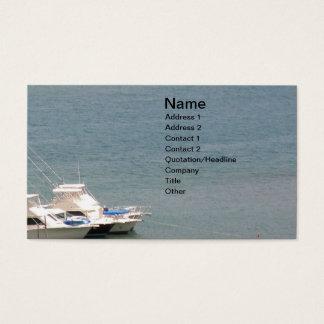 Zee en Boten Visitekaartjes