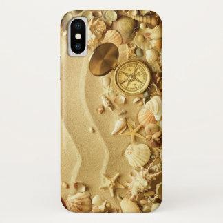 Zee en Strand iPhone X Hoesje