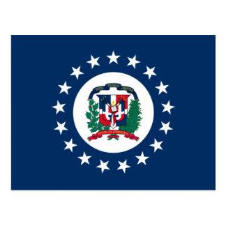 Zee Hefboom van de Dominicaanse Republiek, Briefkaart