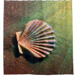 Zee Shell Douchegordijn
