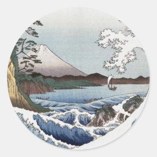 Zee van Sticker Satta
