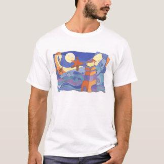 Zeegezicht T Shirt