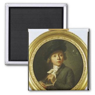 Zeepbels, 1784 magneet