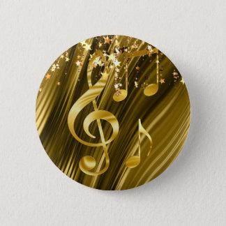 Zeer belangrijke elegant van de viool ronde button 5,7 cm