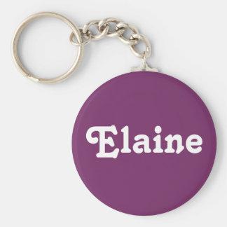 Zeer belangrijke Ketting Elaine Sleutelhanger