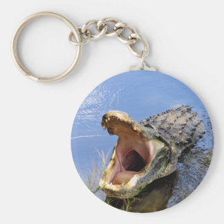 Zeer belangrijke Ketting met Alligator Met open Sleutelhanger