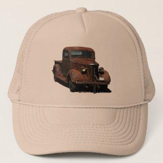 Zeer doorstane '37 Chevy verbeteren bij het Trucker Pet