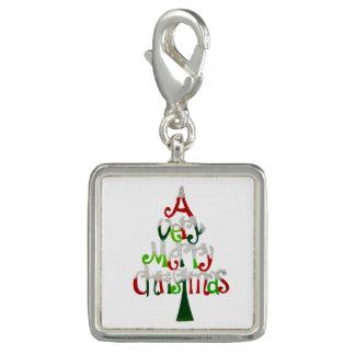 Zeer Vrolijke Kerstboom Foto Charm