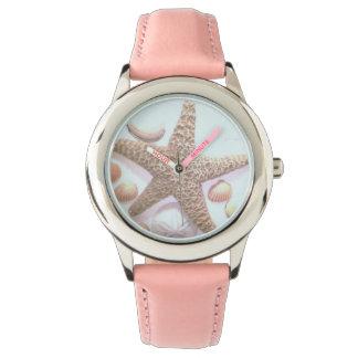 Zeeschelpen Horloge