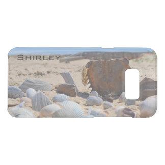 Zeeschelpen op het Strand door Shirley Taylor Get Uncommon Samsung Galaxy S8 Plus Case