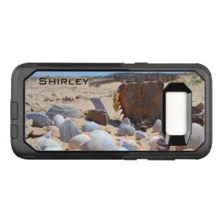 Zeeschelpen op het Strand door Shirley Taylor OtterBox Commuter Samsung Galaxy S8 Hoesje