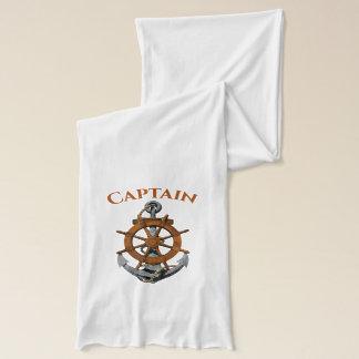 Zeevaart Anker en Kapitein Sjaal
