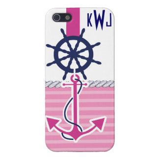Zeevaart Meisje iPhone 5 Hoesje