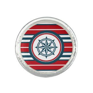 Zeevaart ontwerp foto ringen