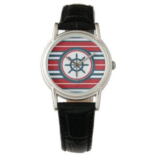Zeevaart ontwerp horloges