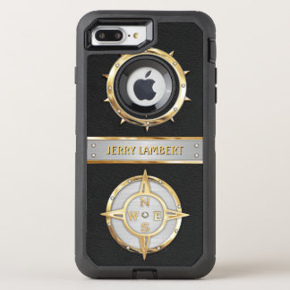 Zeevaart OtterBox Defender iPhone 8 Plus / 7 Plus Hoesje
