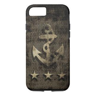 ZeevaartAnker vintage Grunge iPhone 7 Hoesje