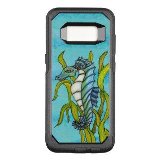 Zeewier Seahorse van het Type van draak het OtterBox Commuter Samsung Galaxy S8 Hoesje