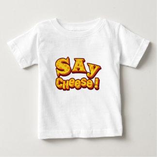 zeg kaas! baby t shirts