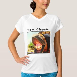 """""""Zeg Overhemd van het T-shirt van het Sleeve van"""