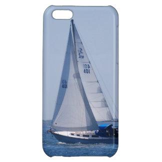 Zeilboot Hoesje Voor iPhone 5C