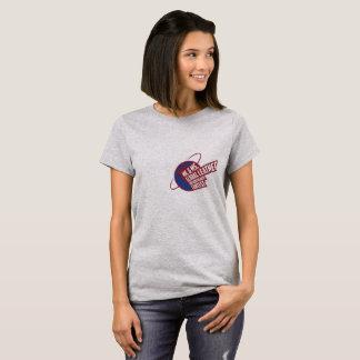 Zeldzaam, inbaar M. & Mej. Global Leather T Shirt