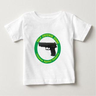 Zelf - defensie streek-Geweld Baby T Shirts