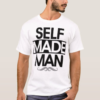 Zelf Gemaakt Man T Shirt