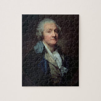 Zelf Portret (olie op canvas) 2 Puzzel