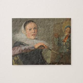 Zelf-portret Puzzels