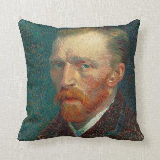 Zelf Portret van Vincent van Gogh (1887) Sierkussen
