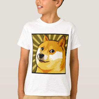 ZelfPortret van de Doge van Meme van de doge het T Shirt