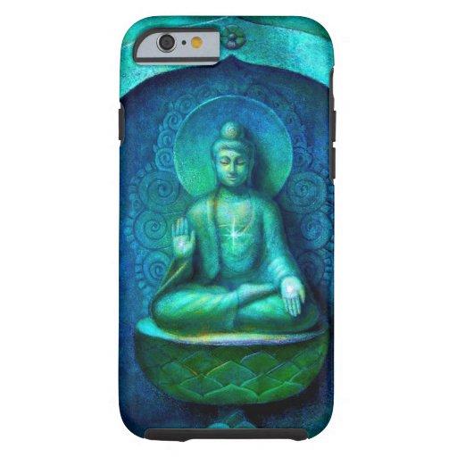 Zen Boedha die iPhone 6 mediteren geval Tough iPhone 6 Case